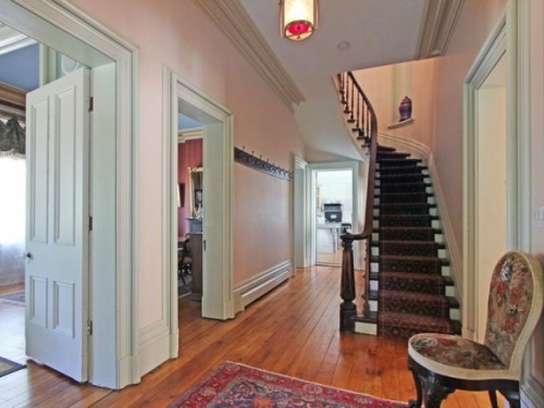 Blog Photo - Ebor House Entrance and Stairs