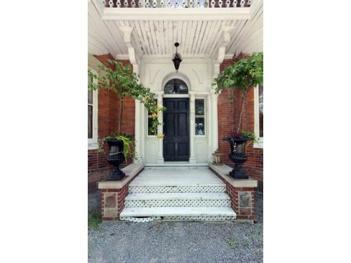 Blog Photo - Ebor House Entrance
