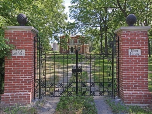 Blog Photo - Ebor House Gates