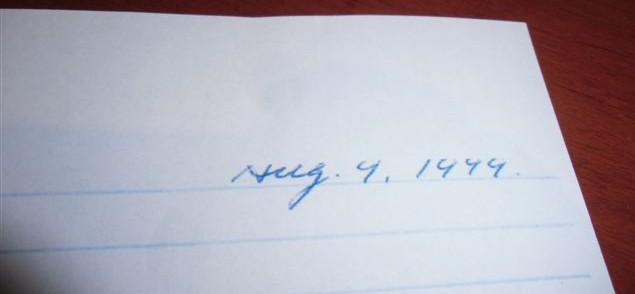 Blog Photo - Jacqui letter date1