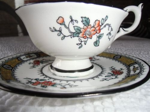 Blog Photo - Afternoon Tea Cup and Saucer 2