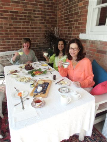 Blog Photo - Afternoon Tea Ladies
