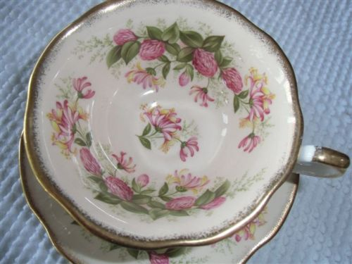 Blog Photo - Afternoon Tea pink cup and saucer