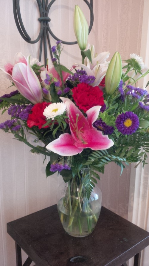 Blog Photo - TWN Post Flowers