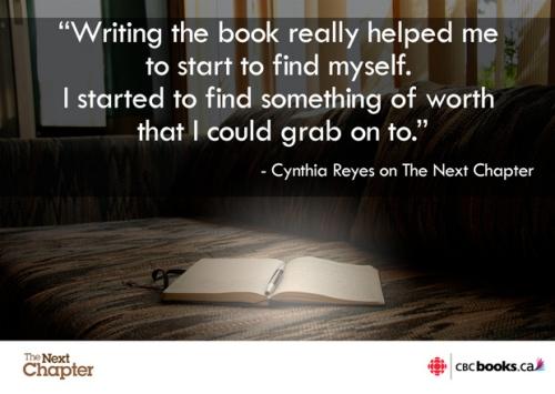 Blog Photo - Cynthia Reyes on The Next Chapter