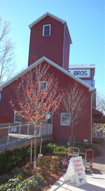 Blog Photo - Farmers Market Barn