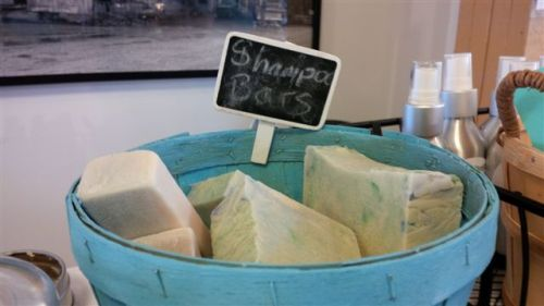 Blog Photo - Farmers Market Shampoo Bars