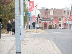 Blog Photo - Farmers market Story Street and pedestrians