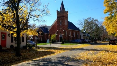 Blog Photo - Farmers Market Story Village Church