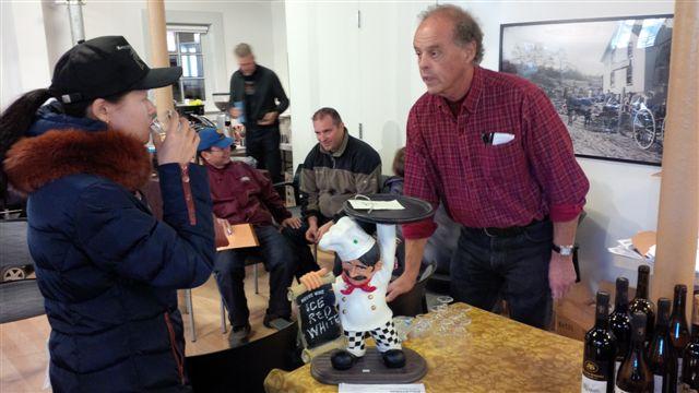 Blog Photo - Farmers market Wine Vendor