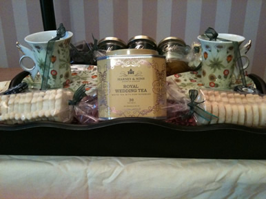 Blog Photo - Great Gifts Simply Spldendid Bespoke Tea Tray