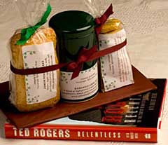 Blog Photo - Great Gifts Simply Splendid Tea and Book