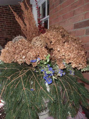 Blog Photo - Large Winter Arrangement