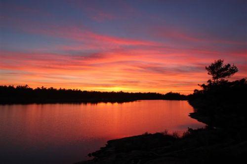 Blog Photo - New Year's Poem Sunset