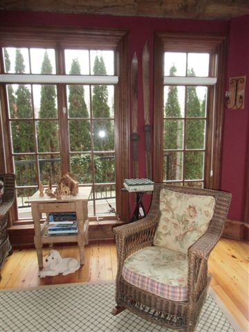 Blog Photo - Stiver House Chair in Conservatory