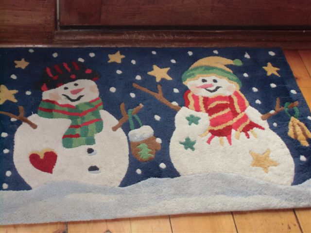 Blog Photo - Stiver House Christmas Mat