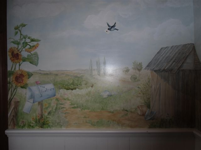 Blog Photo - Stiver House Unionville Mural1