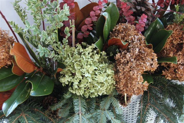 Blog Photo - Winter arrangement CU