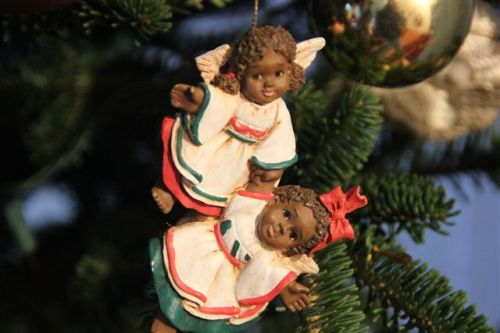 Blog Photo - Christmas Ornaments Baby angels