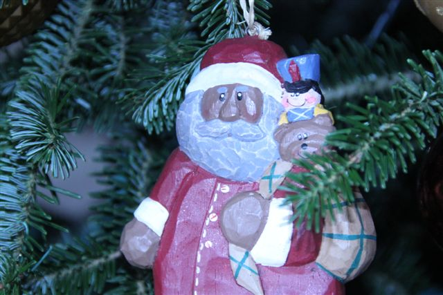 Blog Photo - Christmas Ornaments Santa1