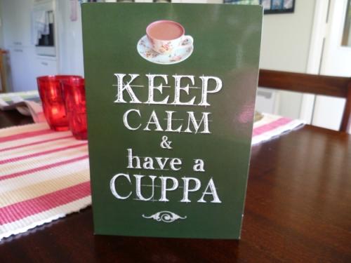 Blog Photo - Gallivanta Blog Picture3 Keep calm and tea