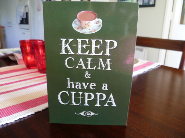 Blog Photo - Gallivanta Blog Picture3 Keep calm and tea