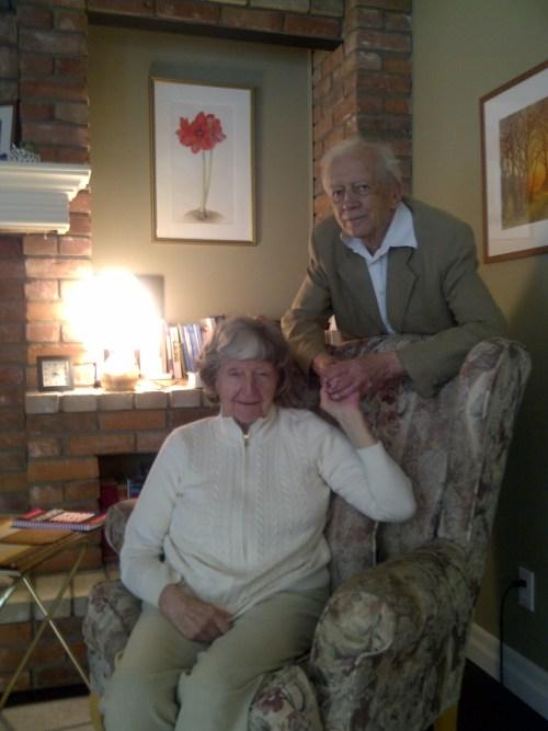 Muriel and Michael Mason