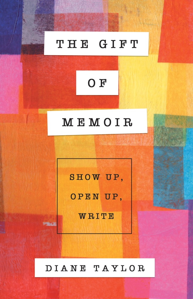 Blog Photo - Gift of memoir front cover