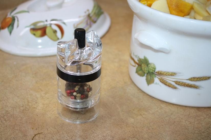 Blog Photo - Recipe - Black pepper mill