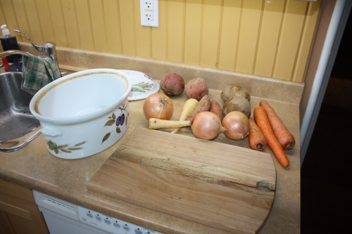 Blog Photo - Recipe - Dish and Veggies