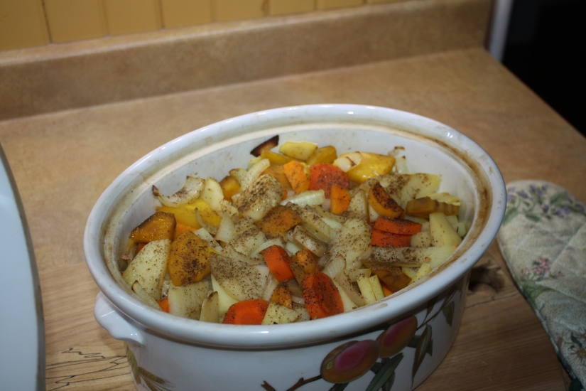 Blog Photo - Recipe - root Veggies done