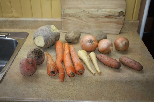 Blog Photo - Root Vegetables1