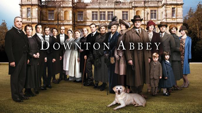 Blog Photo - Downton Abbey Family and Staff