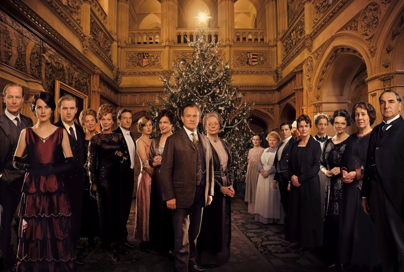 Blog Photo - Downton abbey interior