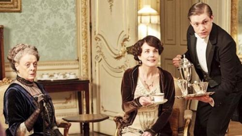 Blog Photo - Downton Abbey ladies at tea