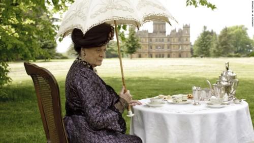 Blog Photo - Downton Abbey Maggie Smith