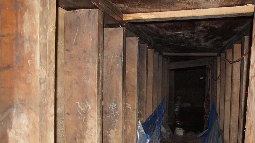 Blog Photo - Elton Tunnel from Toronto Police