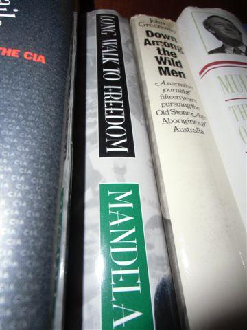 Blog Photo - Books - Mandela
