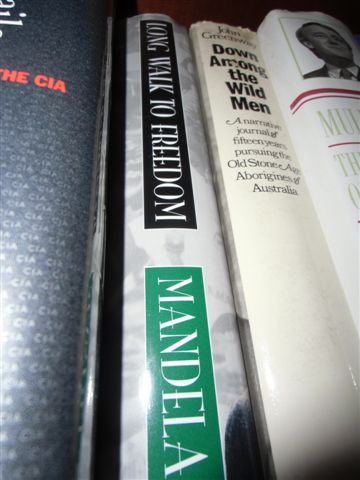 Blog Photo - Books - Mandela