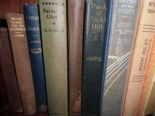 Blog Photo - Books Older