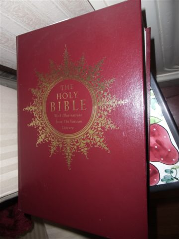Blog Photo - Books - The Bible