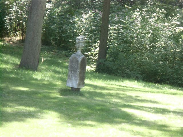 Blog Photo - Trees and Memorial Stone
