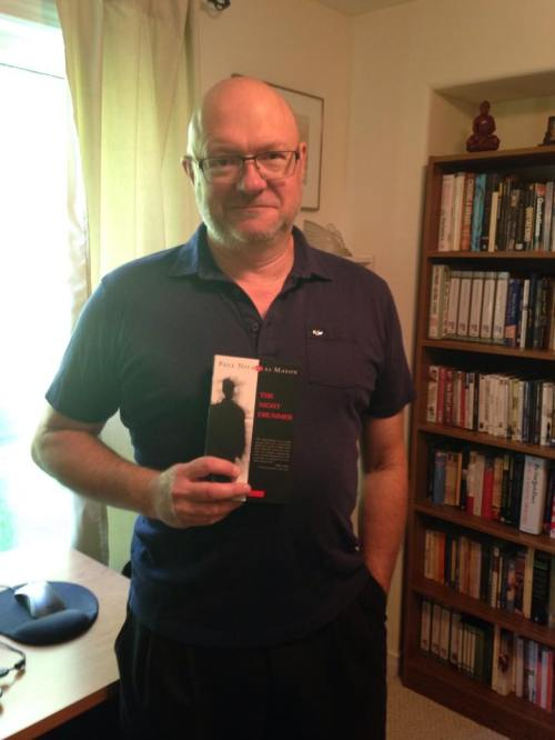 Blog Photo - Paul with TND book