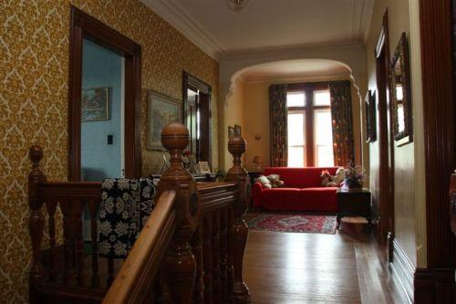 Blog Photo - House Ravenscraig Beautiful Upstairs Hallway