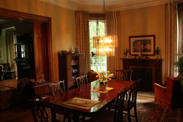 Blog Photo - House Ravenscraig Dining Room