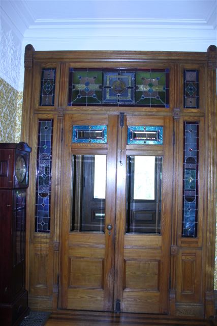 Blog Photo - House Ravenscraig Entranceway