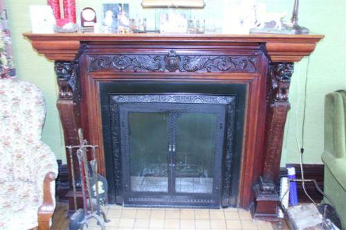 Blog Photo - House Ravenscraig Fireplace