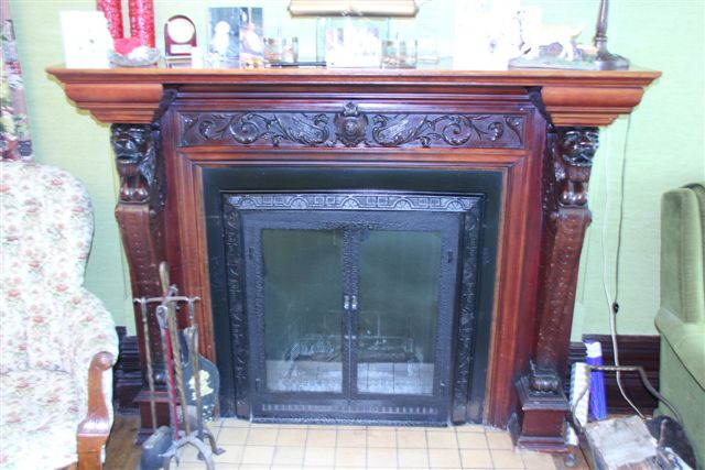 Blog Photo - House Ravenscraig Fireplace