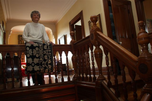 Blog Photo - House Ravenscraig Mrs Strike in Upper Hallway