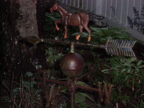 Blog Photo - Rainy Horse Weathervane